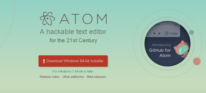 Atom (Texteditor)