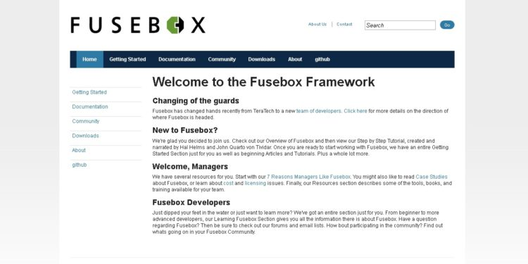 Fusebox (Programmierung)