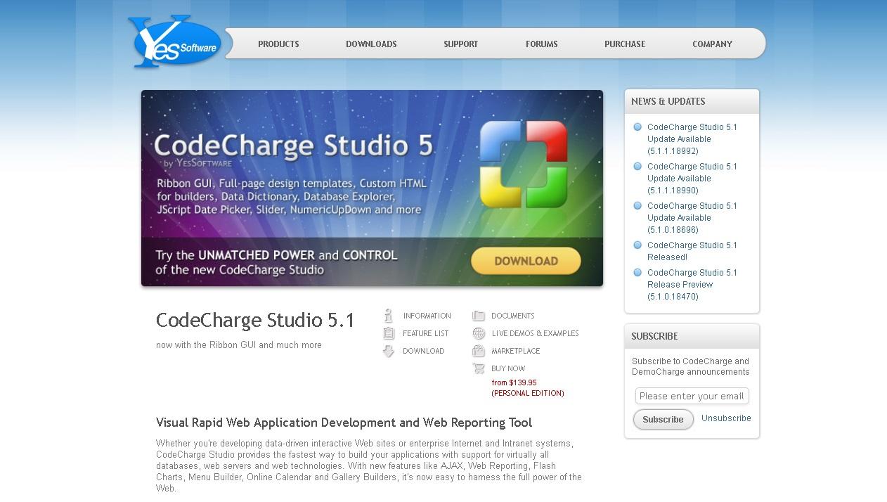codecharge